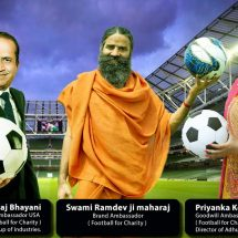 Delhi to witness High voltage Football Match