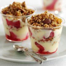 Romantic Desserts for The Monsoon – DUBLIIN Square