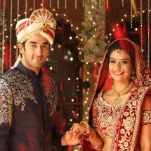 Watch the child widow transform into a blushing bride on &TV's Gangaa