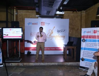 Giftxoxo Organises 3rd Business Partners Meet - Symphony