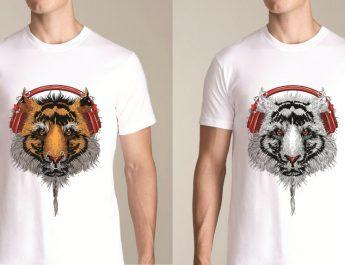 Girggit SS42 with t-shirt