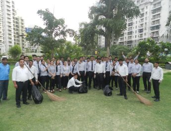 Gulshan Homz continues on the path of Clean India