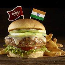 Hard Rock Cafe's World Burger Tour 2016 hits India