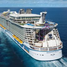 Stay Smart at Sea: Harmony of the Seas brings cutting edge technology aboard
