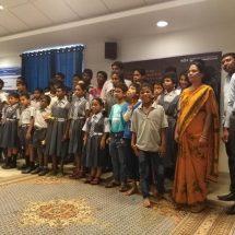Sankara Eye Hospital Celebrates Helen Keller Day with Special Children