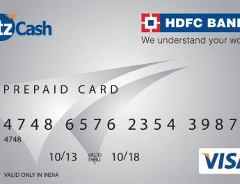 ItzCash-HDFC-Prepaid-Card