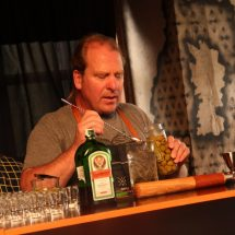 ASPRI SPIRITS hosted Jagermeister Masterclass with Mr. Nils Boese