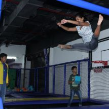 SMAAASH launches Hyderabad's biggest trampoline park on its first anniversary