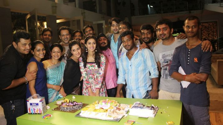 Kuch Rang Pyaar Ke Aise Bhi 100 episodes celebration