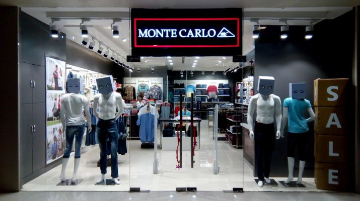 Monte Carlo Opens New Exclusive Store in City Mall - Bilaspur