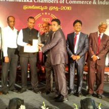 Fortis Hospital, Bannerghatta awarded the Best Medical Tourism Hospital by FKCCI
