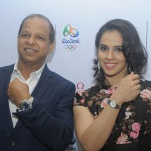 OMEGA celebrates its role as the Official Timekeeper of the Olympic Games