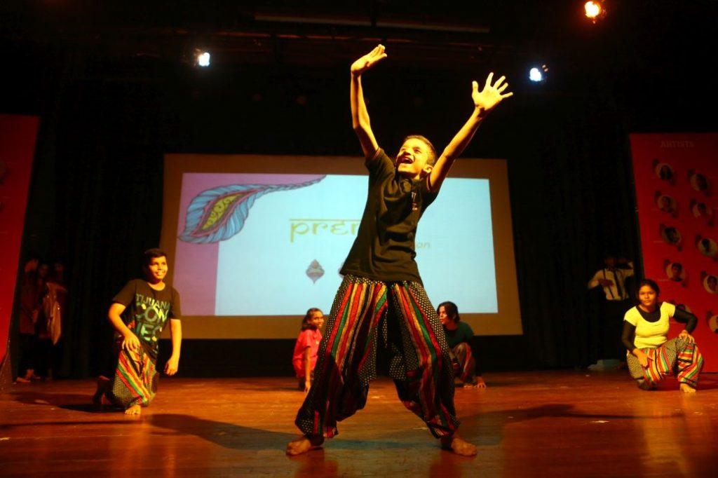 Prerna - Salaam Bombay Dance Academy