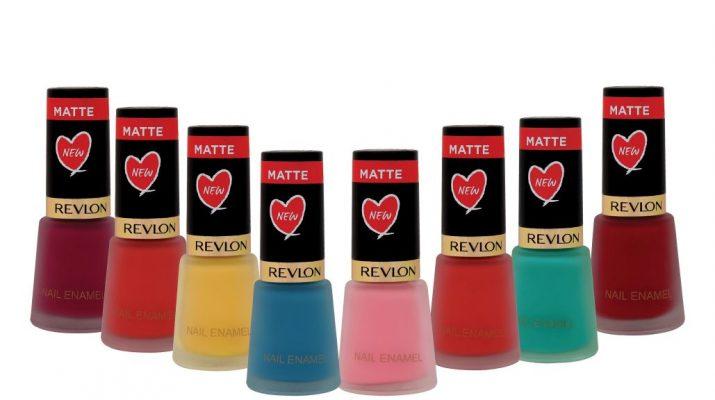 Revlon Nail Enamel - All shades