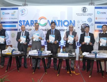 START-O-VATION National Summit On Startups and Innovations 2016 By Indian Chamber of Commerce