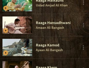 Saregama Classical Studio Hindi - Playlist