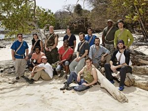 The Island - Season 1