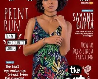 Sayani Gupta - The Juice Magazine - July - Jabong