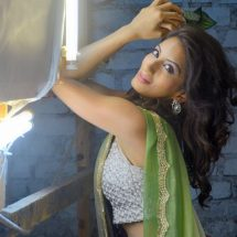 Indo – Canadian origin Uppekha Jain makes her debut with Sath Nibhana Sathiya