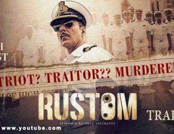 Akshay Kumar - Rustom