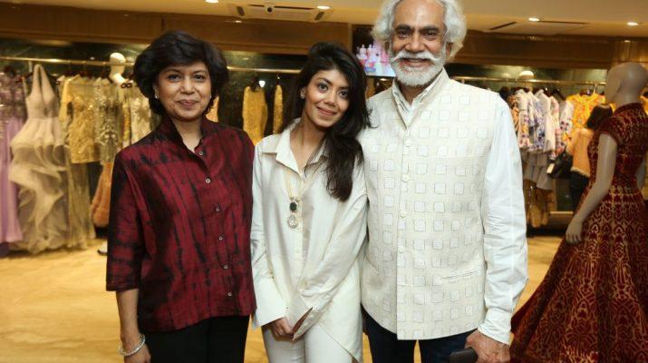 Bharti - Tanira and Sunil Sethi
