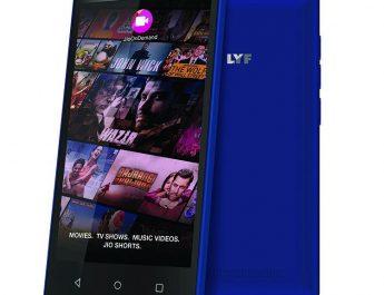 LYF Flame8 Blue