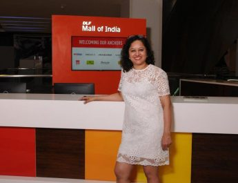 Ms Pushpa Bector - Head and Executive Vice President - DLF Mall off India