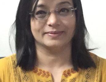 Urmila Deshpande - Author