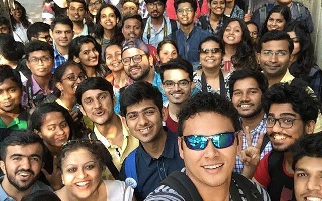 A unique initiative by HDFC RED - InstaWalk in Mumbai 2