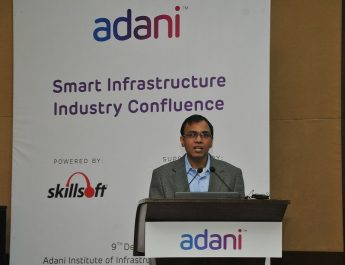 Adani Institute Of Infrastructure Management holds a seminar on Smart Infrastructure 2