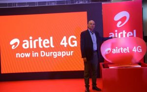 Airtel launches 4G in Durgapur