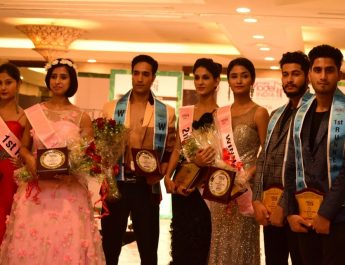 India Gets Its Top Models By Exquisite Model & Talent Management - All Winners Photographs