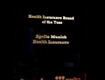 Apollo Munich Health Insurance IHW Award Image