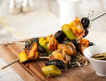 Barbeque Dish