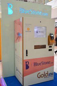 BlueStones Gold ATM at Forum Mall