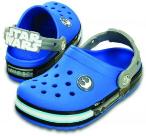 Crocs Disney Star Wars Collection is here