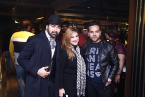 Designer Amit Talwar Trekkaya - Neha and Prince Karwal