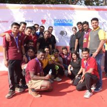DoubleTree by Hilton Pune footholds at Runathon of Hope 2016-17