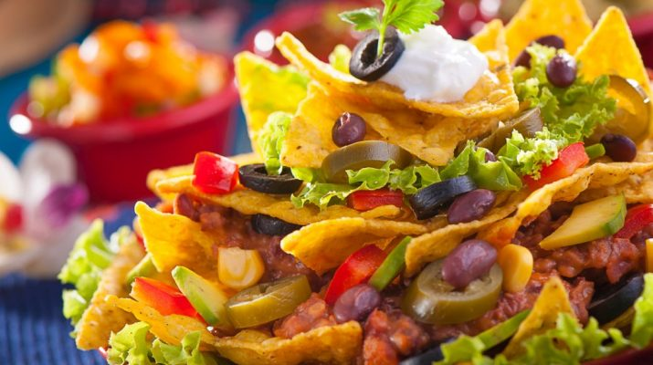 Christmas Special Recipe from Cornitos - Cornitos Loaded Nachos