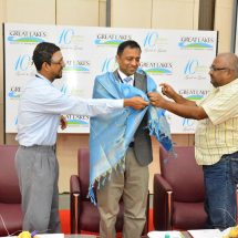 Great Lakes Institute of Management hosts 10th NASMEI International Conference