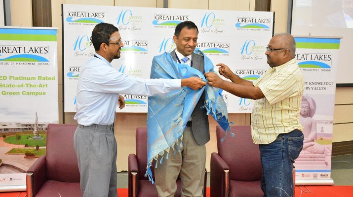 Great Lakes Institute of Management hosts 10th NASMEI International Conference 1