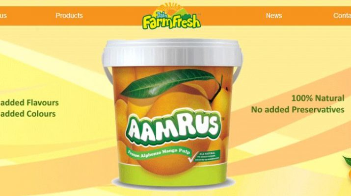 Jain Farm Fresh - AamRus