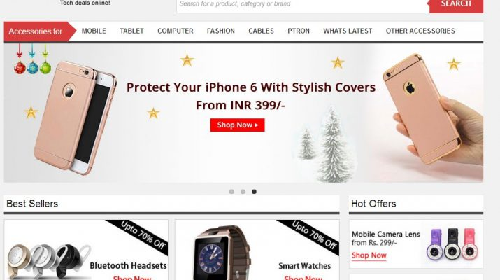 LatestOne - Home Page