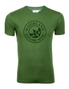 Men T shirt from Woodland 6