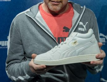 PUMA - Tennis Legend Boris Becker launches the Limited Edition PUMA Beck
