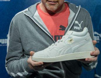 PUMA - Tennis Legend Boris Becker launches the Limited Edition PUMA Beck