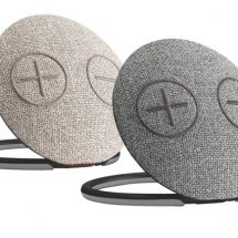 "Enhance Your Style Quotient With Portronics ""Dome"" Desktop, Bluetooth Speaker"