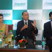 Gemini Edibles & Fats India Private Limited launches 2-liter SKU of Freedom Refined Sunflower Oil