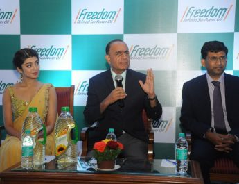 Pradeep Chowdhry - MD - GEF India - P Chandra Shekhara Reddy - VP - GEF India - Pranitha Subhash