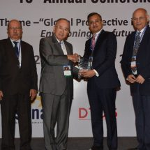 "Mr. Rohit Saboo receives prestigious ""Ashoka Award"" for significant contribution to the quality management"